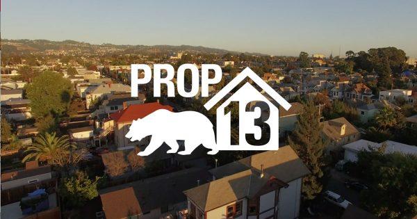 California prop 13