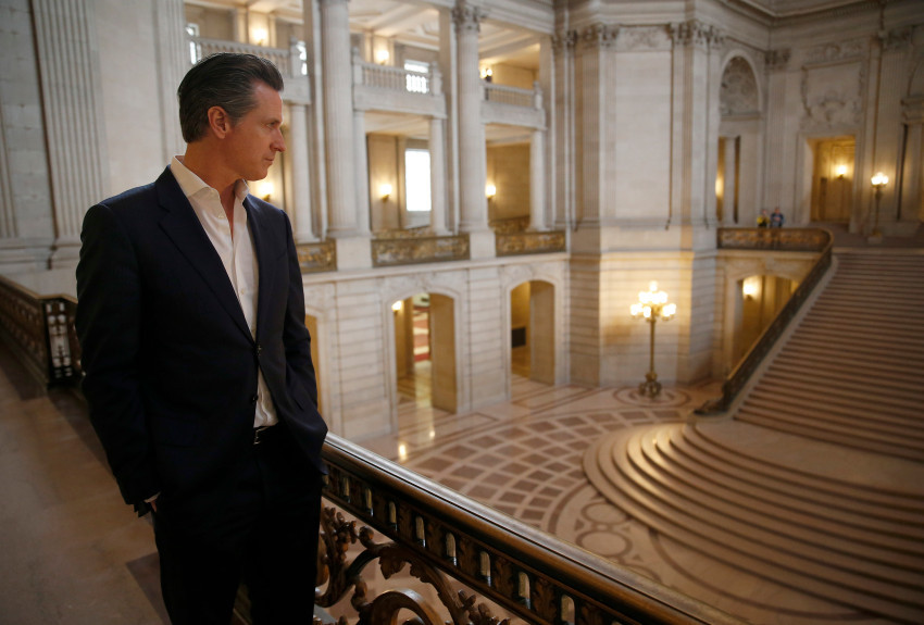 California Governor-elect Gavin Newsom will apply his executive experience as mayor of San Francisco to a host of California issues. Photo by Jane Tyska/Bay Area News Group