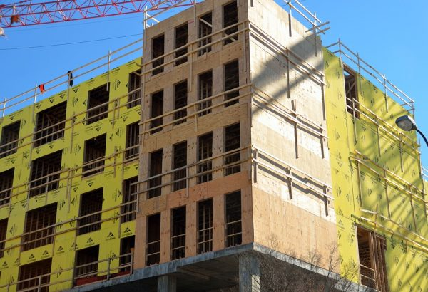 More apartments would go up near transit under a bill that its sponsor says is vital to helping California meet its ambitious housing goals. Photo via Creative Commons.
