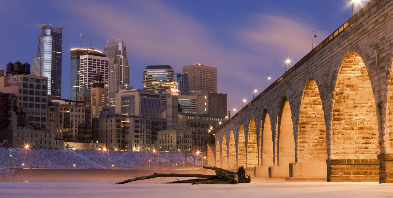 Minneapolis, Minnesota just eliminate single family zoning. Photo via Wiki Commons.