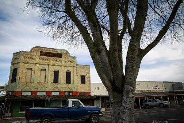 photo of Williams, California.