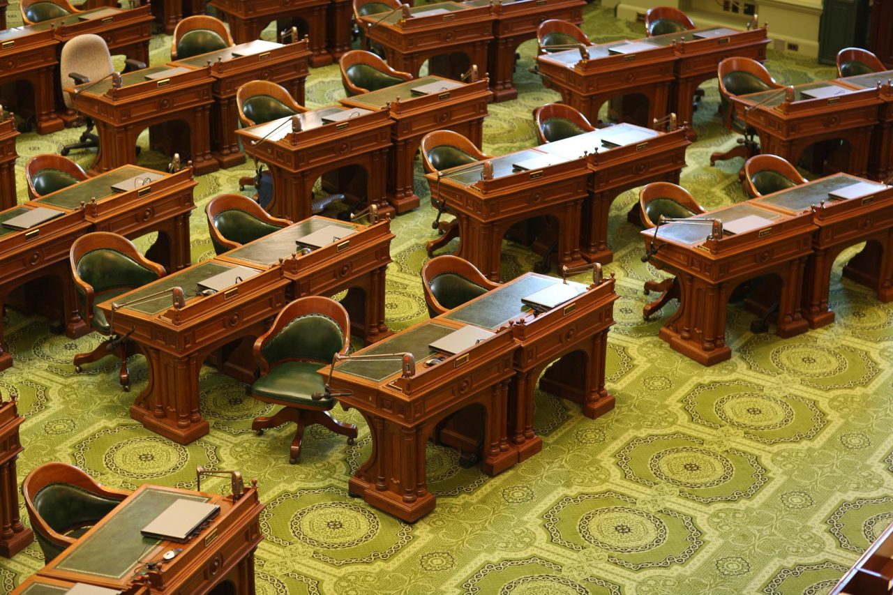 Lawmakers of both parties complain that bills that are objectionable—or just inconvenient—for powerful Democratic lawmakers have been dying in the Assembly without even a hearing. Photo of the California Assembly via Creative Commons.