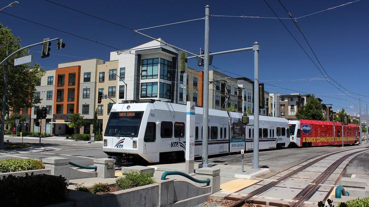 Photo courtesy of Valley Transportation Authority
