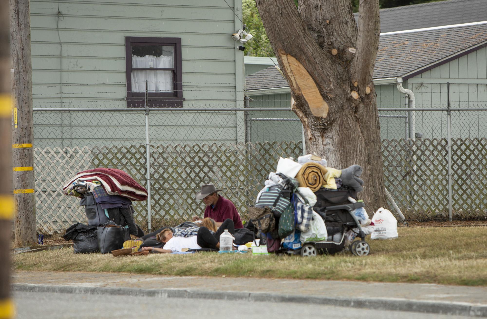 homeless housing crisis