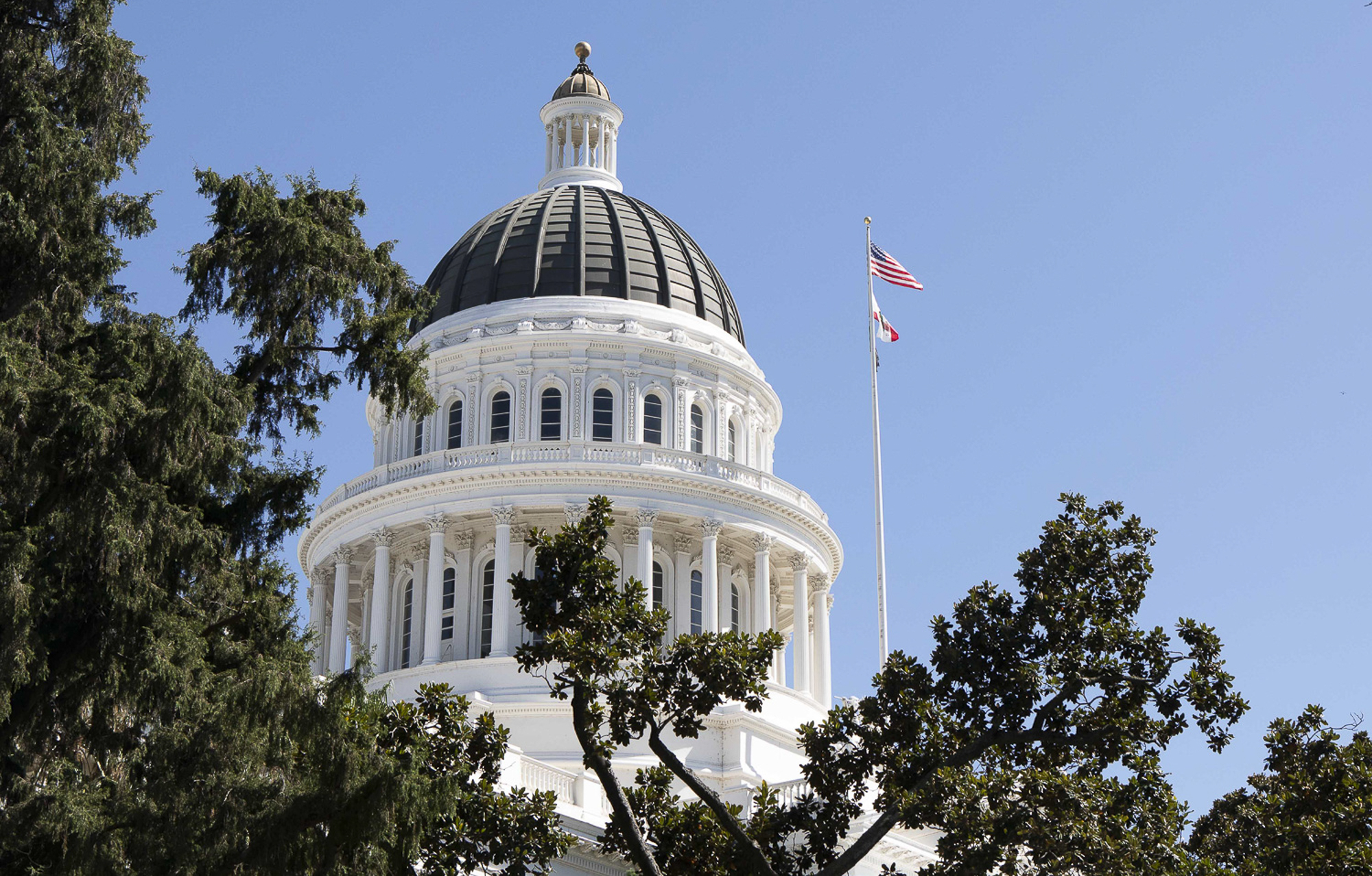California Capitol. Photo by Anne Wernikoff for CalMatters