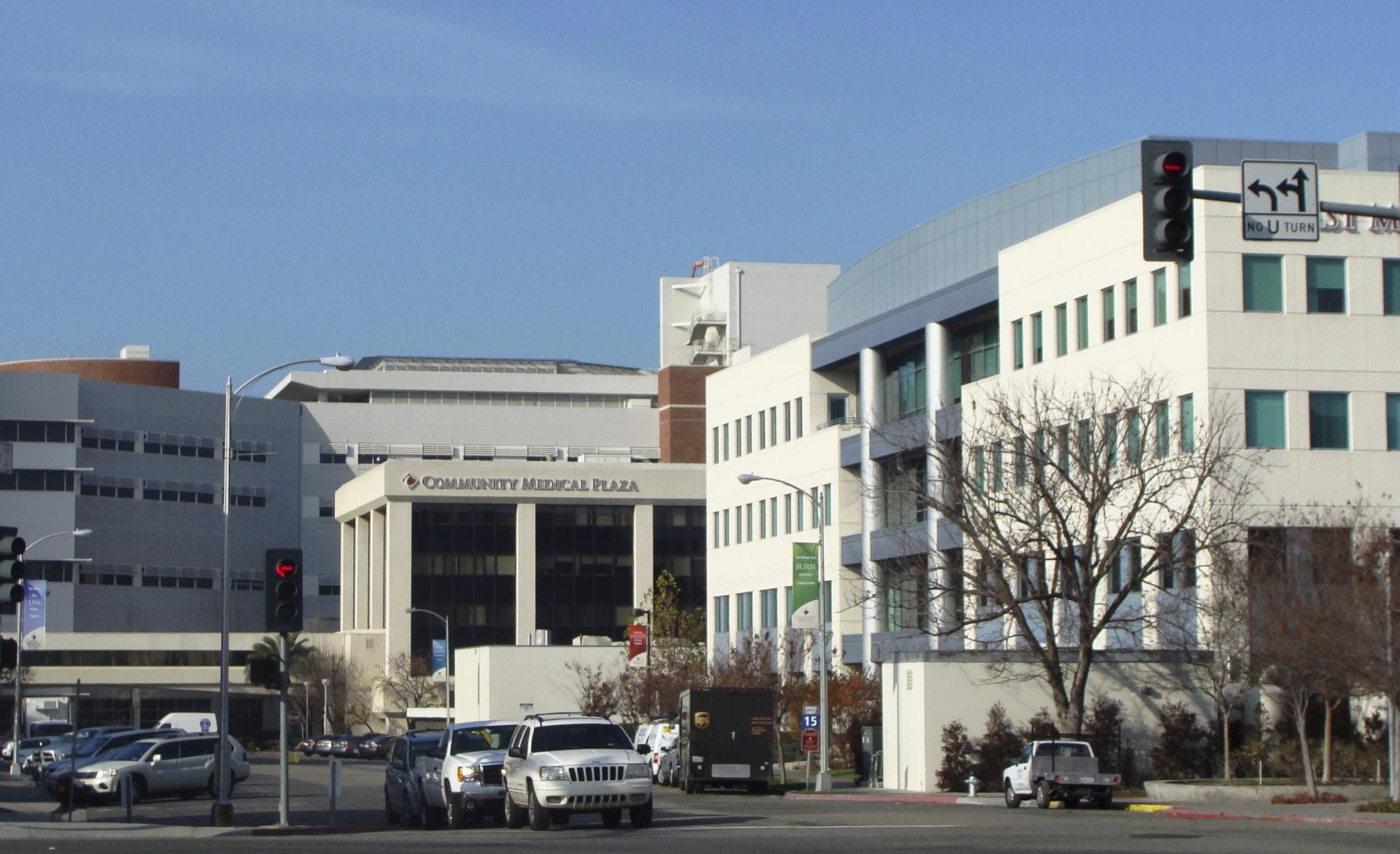 Fresno Community Medical Plaza. Photo by Nima Kasraie via Creative Commons