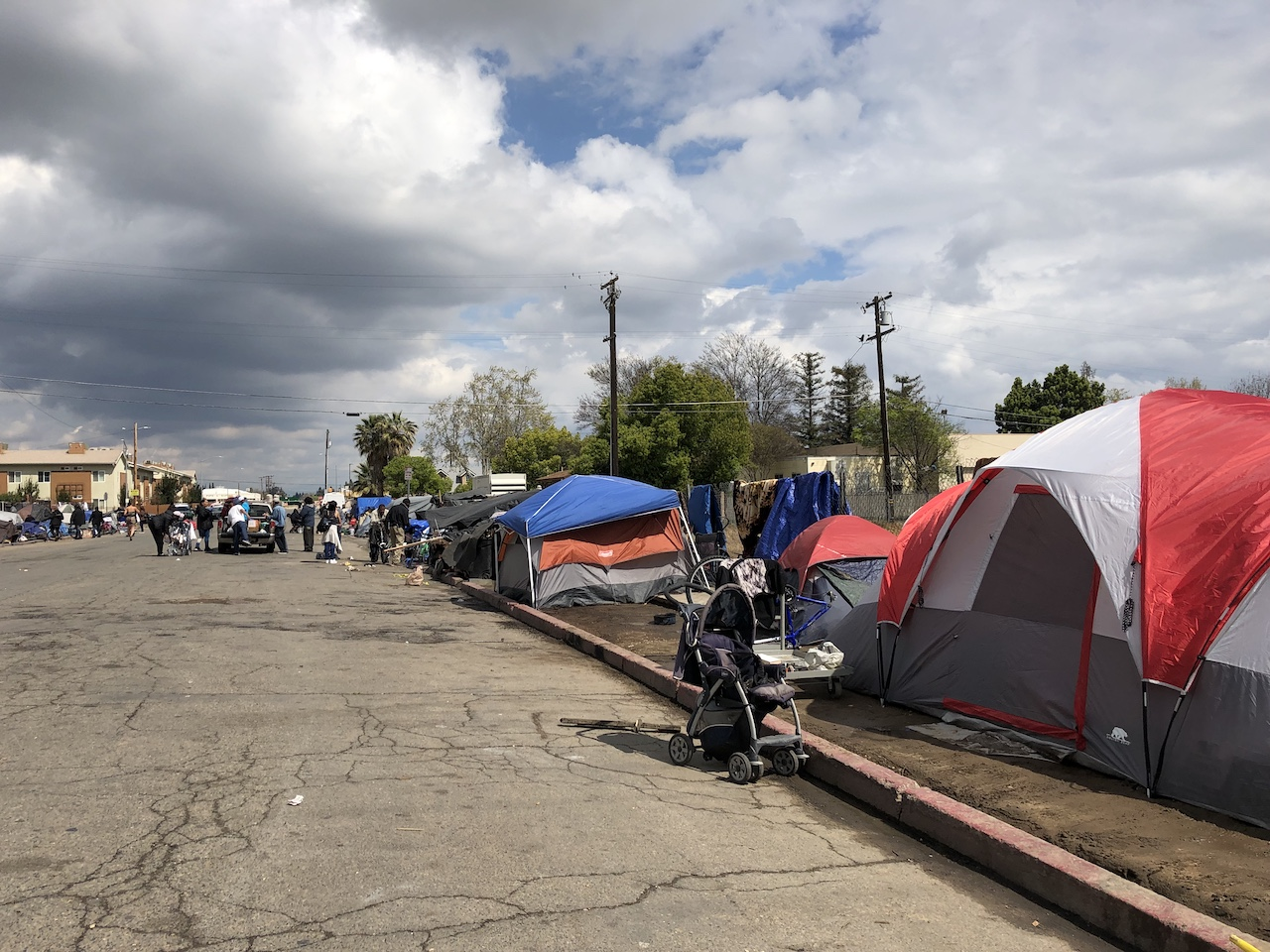 First homeless patient tests positive for coronavirus in Fresno