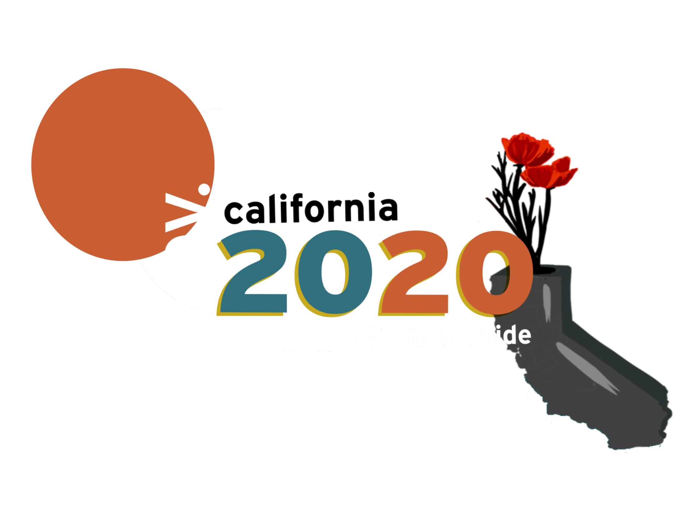 California Election 2020 Guide logo