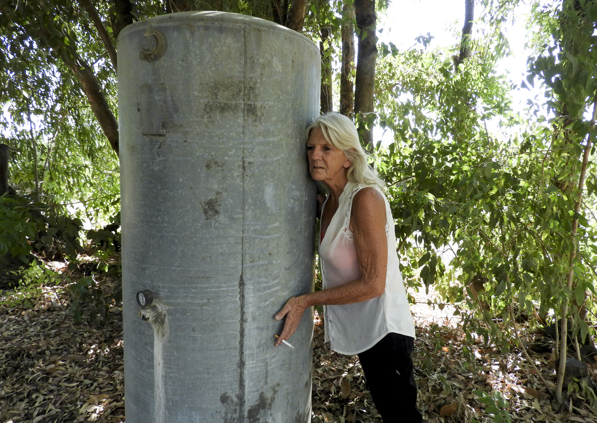 California enacted a groundwater law 7 years ago. But wells are still drying up ? and the threat is spreading