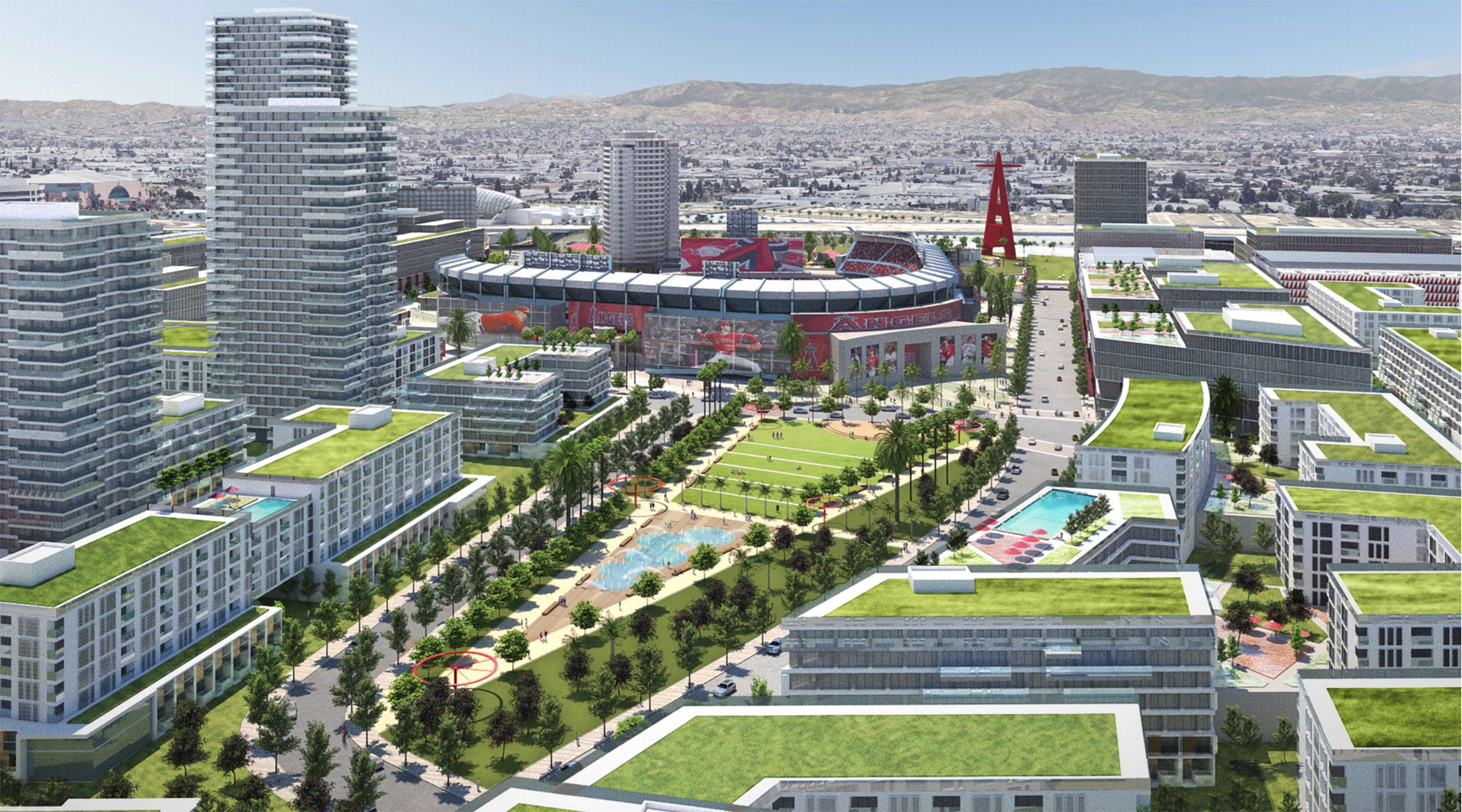 How sports arenas became the poster child of California's housing crisis