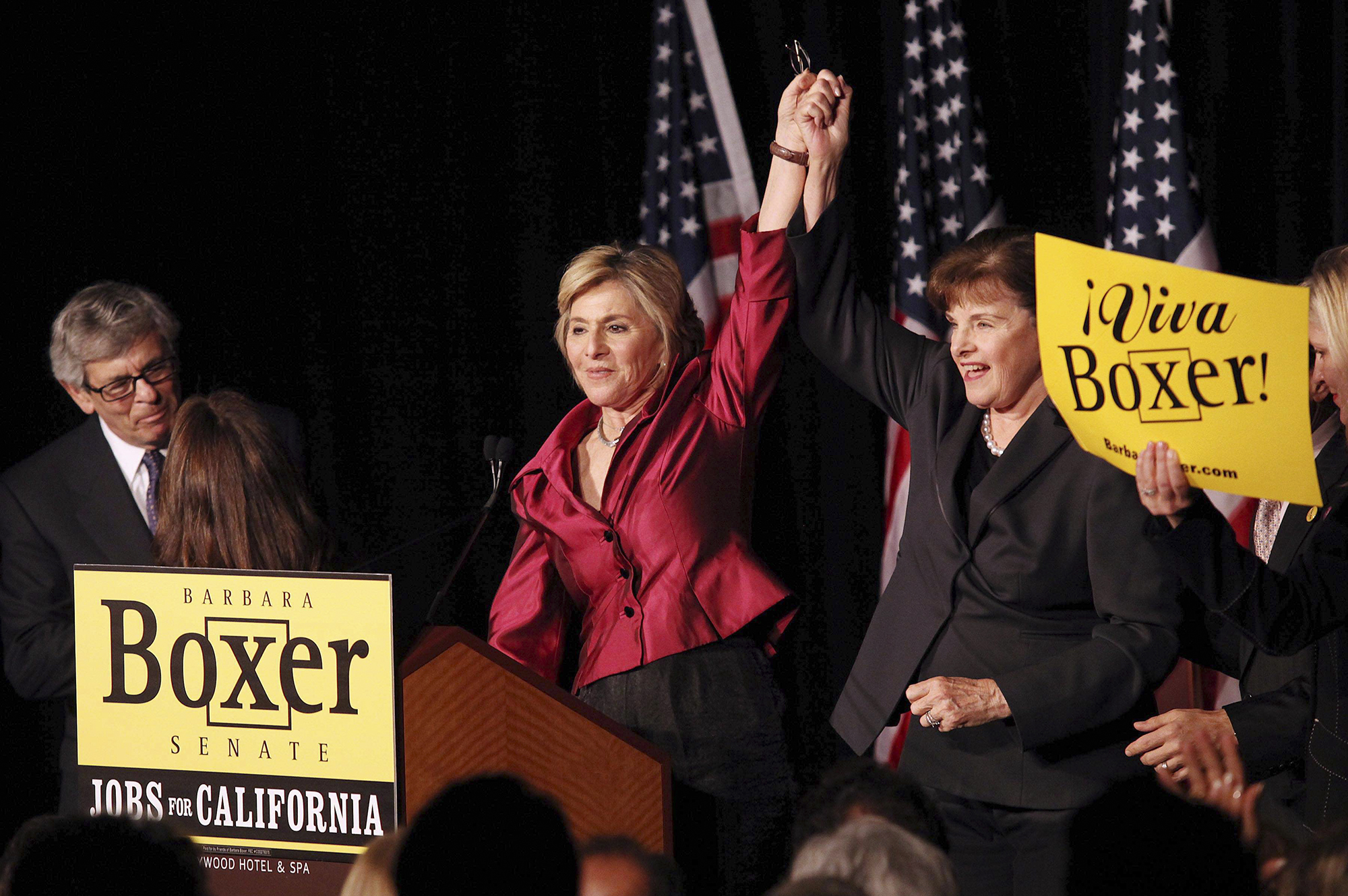 Why the recall election is unlikely to lead to California's first female governor - CalMatters